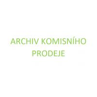 Archiv - prodáno