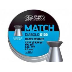 Diabolo JSB Match S100...