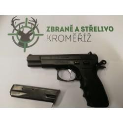 Samonabíjecí pistole ČZ...