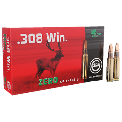 GECO .308 WIN., ZERO 8,8G