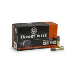 22 LR RWS Target Rifle