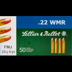 22 WMR S&B