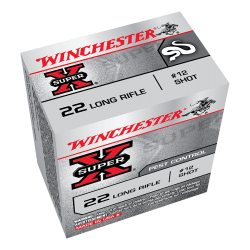 22 LR Winchester No. 12 Shot
