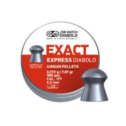 Diabolo JSB Exact EXPRESS...