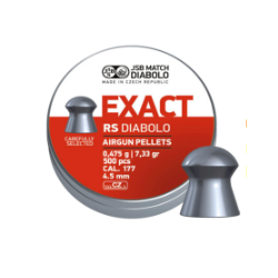 Diabolo JSB Exact RS 4,52mm...