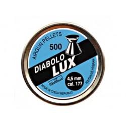 Diabolo LUX 500ks , 4,5mm