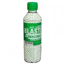 6 mm plastové broky BBs...