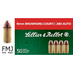9mm BROWNING COURT