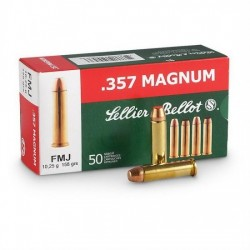 .357 Magnum Sellier&Bellot